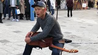 Шок! Кореец круто исполняет! Корейский гитарист играет на тему «Миссия невыполнима»