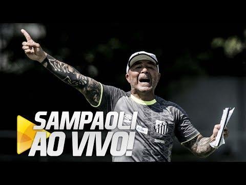 JORGE SAMPAOLI | COLETIVA AO VIVO (18/01/19)