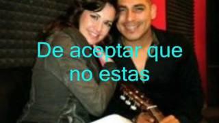 Asi o mas- Espinoza paz & maria Jose (letra)
