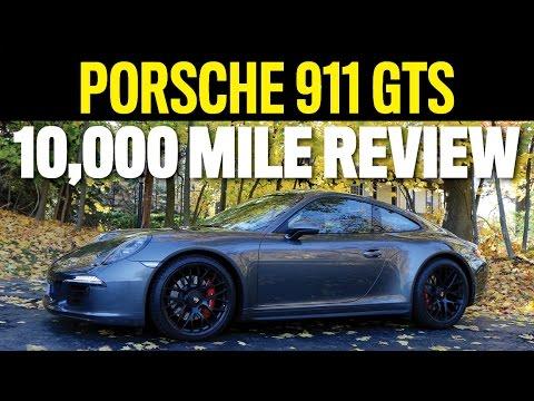 Porsche 911 GTS 10,000 Mile Review