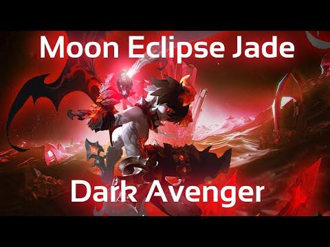 Moon Eclipse Jade (Dark Avenger)|ДКУ Лунного Затмения (Разрушитель)