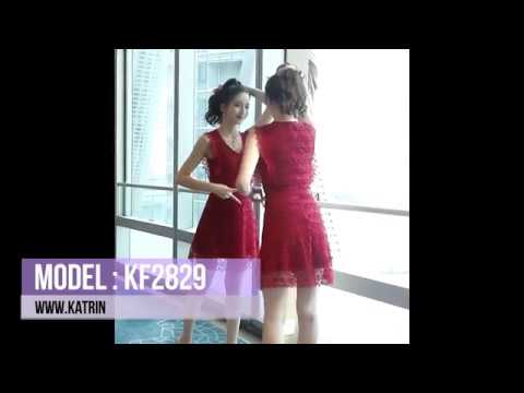 SLEEVELESS LACE DRESS KF2829