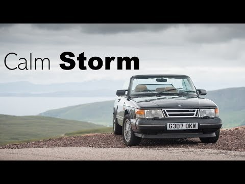 Saab 900 Turbo Convertible Review - Perfect Classic Cruiser