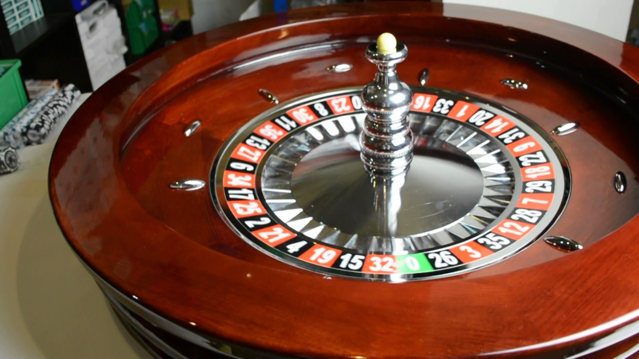 French Roulette Cylinder 80cm Poker Store