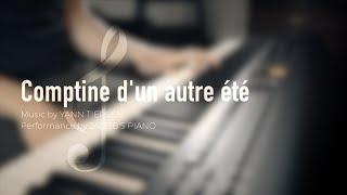Comptine d'un autre été: l'après-midi - Yann Tiersen (from Amélie) \\ Jacob's Piano