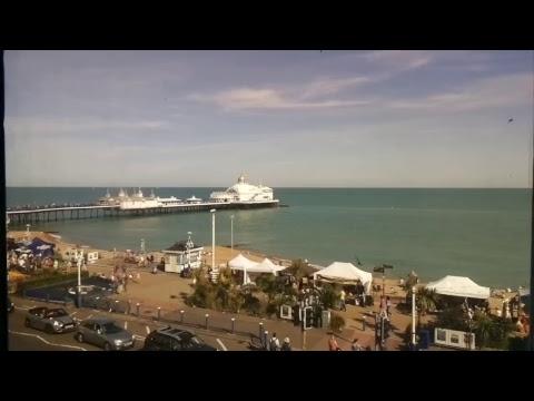Eastbourne Seafront Webcam YouTube