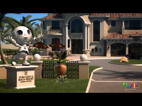 DubLi Cayman Islands Golf and Beach Resort (Danish)