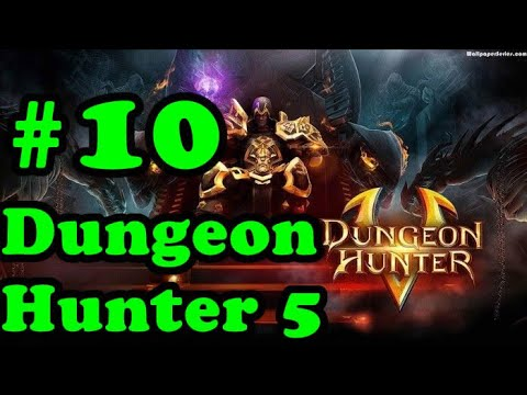 dungeon-hunter-5-offline-gameplay---to-the-geonodon's-lair-#10