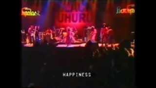 Black Uhuru Grugahalle Essen 18-10-1981