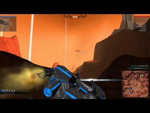 Download video: Robocraft 'High speed machine'