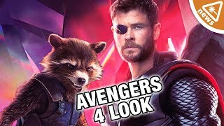 What the New Avengers 4 Toys Reveal about Its Villain and Costumes! (Nerdist News w/ Jessica Chobot)
