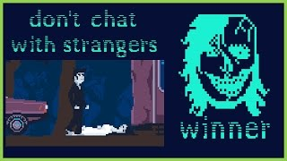 Mystery Solved The End Don T Chat With Strangers Final Youtube