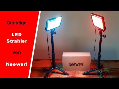 günstige-led-panel-mit-5600k-im-doppelpack-von-neewer!-tutorial