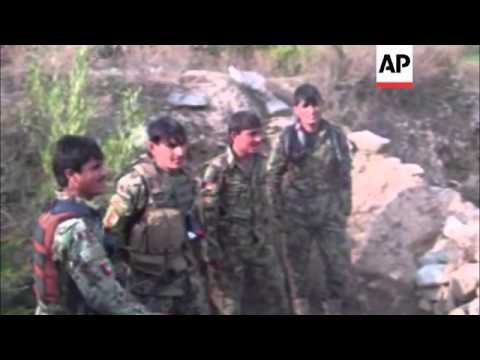 Taliban checkpoint attack kills 21 Afghan soldiers