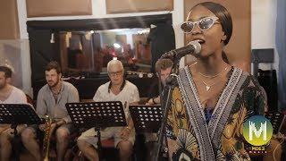 Bantu Jazz - The making of Kisela 'Jazz Version' in Gabon