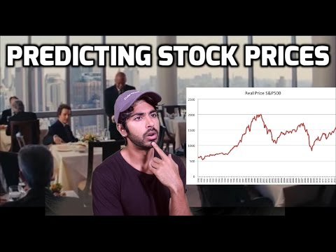 Predicting Stock Prices - Learn Python for Data Science #4