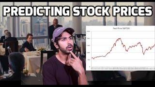 4 Veri Bilim için tahmin Hisse senedi Fiyatları Öğrenmek Python #