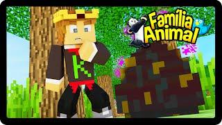 Minecraft: O OVO MAIS PERIGOSO DO MINECRAFT !!! - FAMÍLIA ANIMAL #35