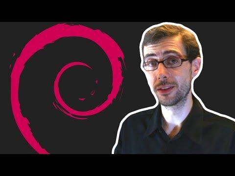 "Debian 8.0 ""Jessie"" - Linux review video"