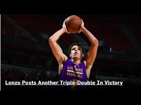 Download Youtube: Lonzo Ball vs Cavs - Summer League Round 2
