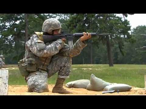 U.S. Army Basic Combat Training