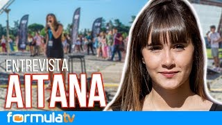 Aitana Ocaña anuncia disco para diciembre y single inminente: 'Será pop movido'
