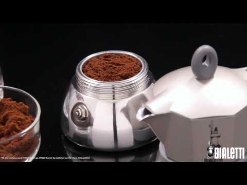 How to use Bialetti Moka induktions espressokande