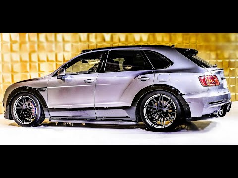 2020 Bentley Bentayga Mansory W12 - Full Review Interior and Exterior