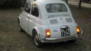 La Fiat 500 L di mia madre torna in strada dopo un accurato restauro...