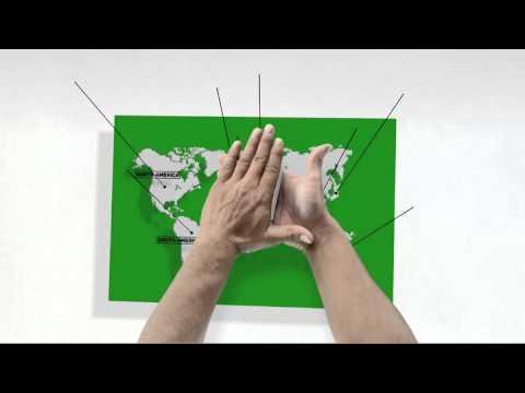 Vidéo les mains de Sébastien Mossière: publicité JEFCO