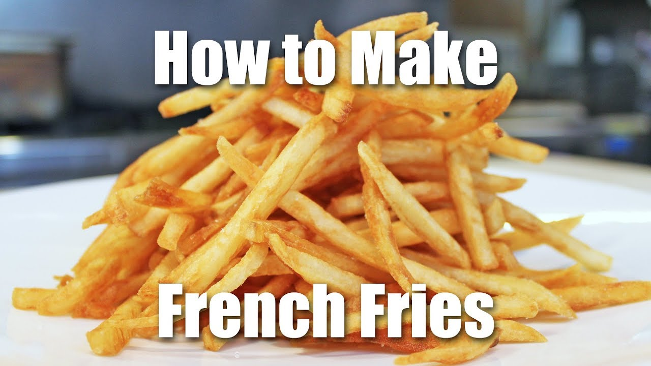 Watch 17 Creative Ways to Make French Fries Without Using a SinglePotato video