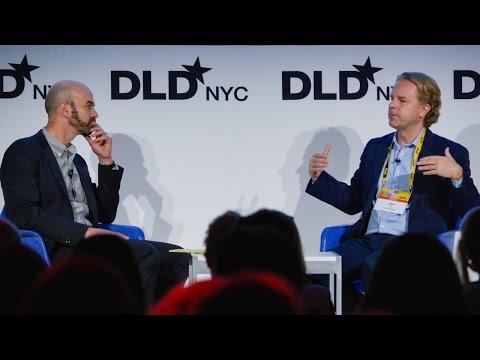 Building Brands – The Changing Media Industry (J.Smith, Bloomberg & J.Bennet) | DLDnyc 16