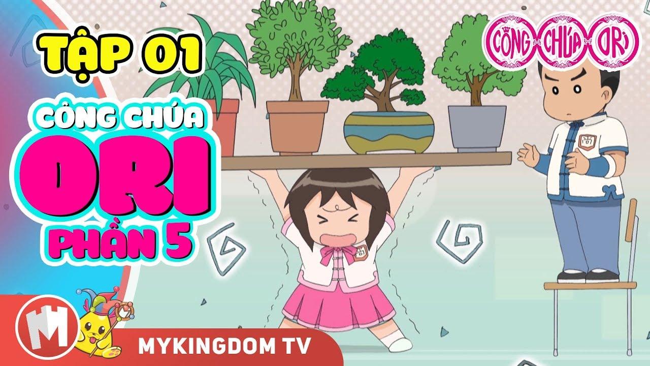 CÔNG CHÚA ORI - Phần 5 | Tập 01: Nhiệm Vụ Bất Khả Thi | Phim hoạt hình Ori mới 2020