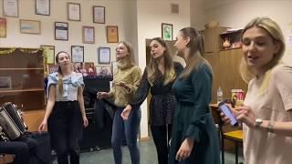 Репетиции Златок. Russian Folk Music That Will Make You Thrill