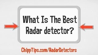 Best Radar Detector Review 2015   STOP Tickets With The Top Rated Radar Detector On The Market