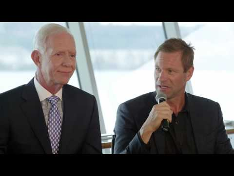 "The Unforgettable Miracle On The Hudson: Eastwood, Hanks, Sullenberger, Eckhart On ""Sully"""
