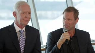 """The Unforgettable Miracle On The Hudson: Eastwood, Hanks, Sullenberger, Eckhart On """"Sully"""""""