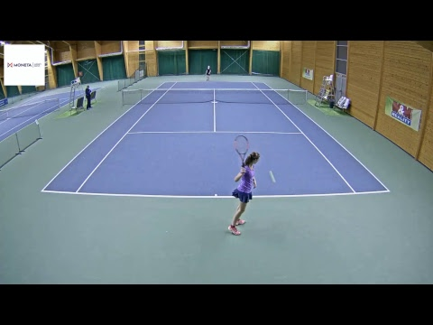 Kurt 3_14.1.2019 - 2.část - Tennis Europe U14 Grade 2 Milovice RealSport Open