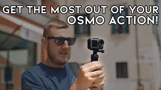 5 Ways to Get the Most out of Your DJI Osmo Action