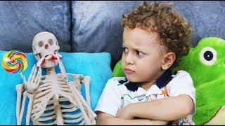 CADU AND THE SKELETON MORE COMPILED VIDEOS
