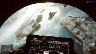 Battlefield 4 - Jet Gameplay - PC 1080p - Max Settings