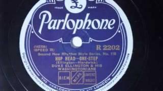 Hop  Head (Duke  Ellington  &  His  Washingtonians)