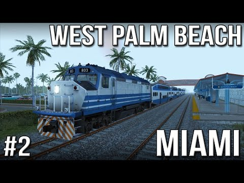 TS2015 - Miami West Palm Beach - Part 2 (F40PHL-2)