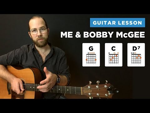 6.2 MB) Chords For Me And Bobby Mcgee - Free Download MP3