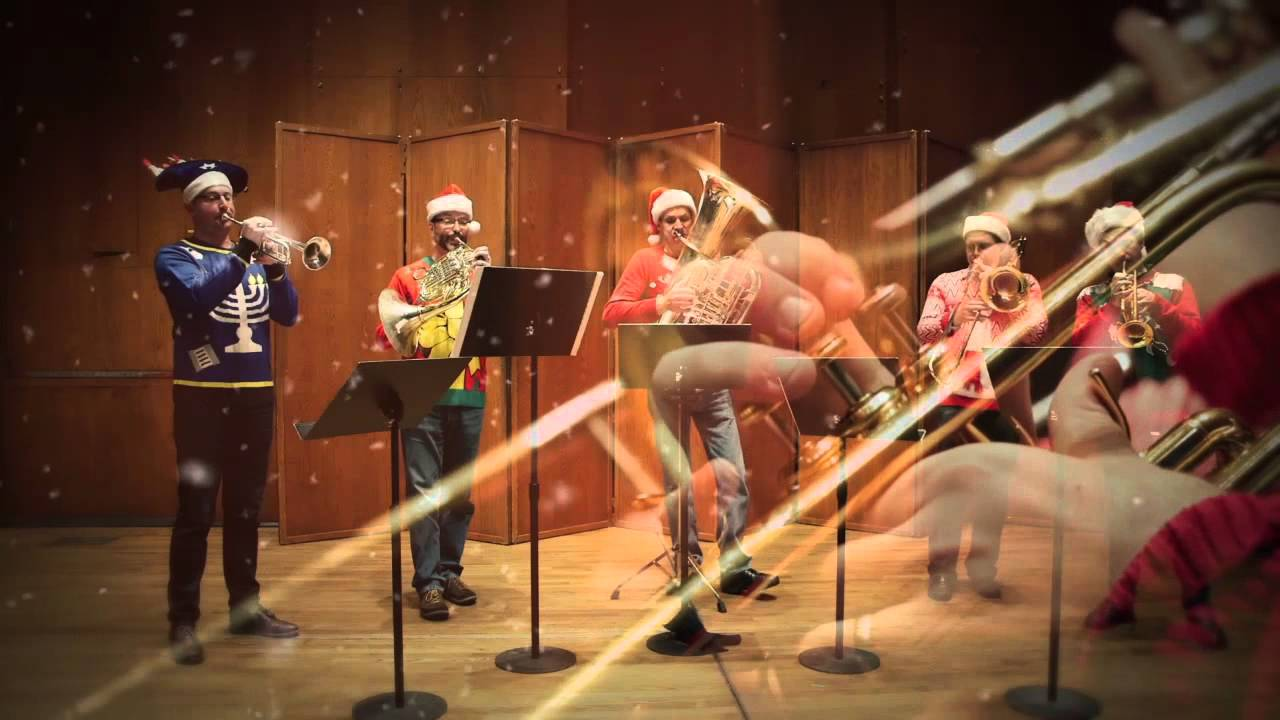 Happy Holidays from the New York Philharmonic (2015)