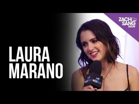 Laura Marano I Backstage at the AMAs streaming vf