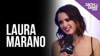 Laura Marano I Backstage at the AMAs