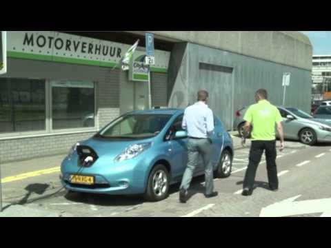 Cityrent Rotterdam auto verhuur