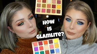 Glamlite Kaliente & AlondraDessy Palettes | Review & Looks
