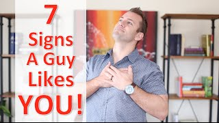 7 Subtle Signs A Guy Likes You thumbnail